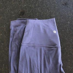Lululemon  align leggings full length size 6